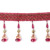 Crystal Bead Fringe Trim for Sewing Curtain Accessory