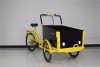 new cargo tricycle/front loading cargo bike electric trike