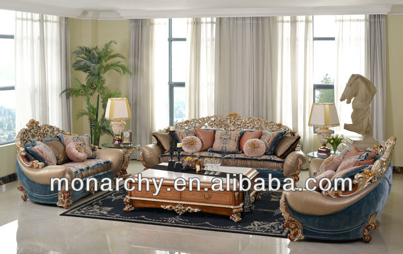 Sofa Wood Carving Living Room Furniture Suppliers And Manufacturers At Alibaba