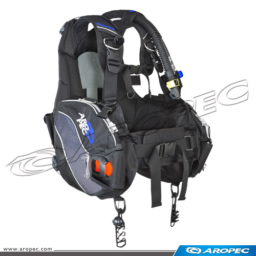 Aropec MERCURY Buoyancy Compensator Diving Equipment Scuba Diving BCD