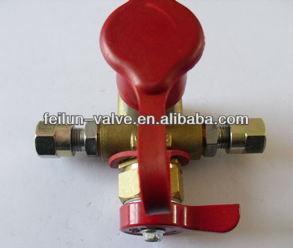 QF-T3H1 Natural Gas Fast Filling Valve for CNG Car