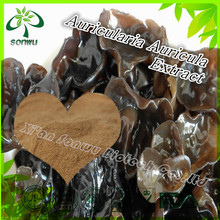 Black Wood Ear Extract Powder/Auricularia Auricula Extract