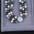 chunky sea shell bead necklace high end costume jewelry
