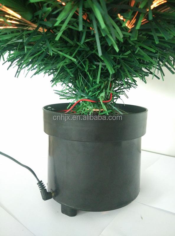 vlinder decoratie kerstboom pvc glasvezel kerstboom led verlichting mini kerstboom