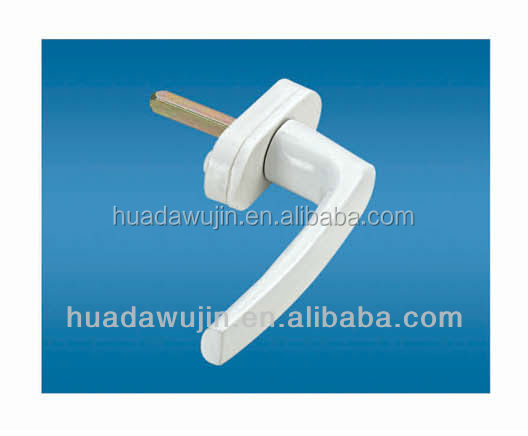 2016 China Manufacturer Affica Hot sell handle terse and decent door handle in Foshan