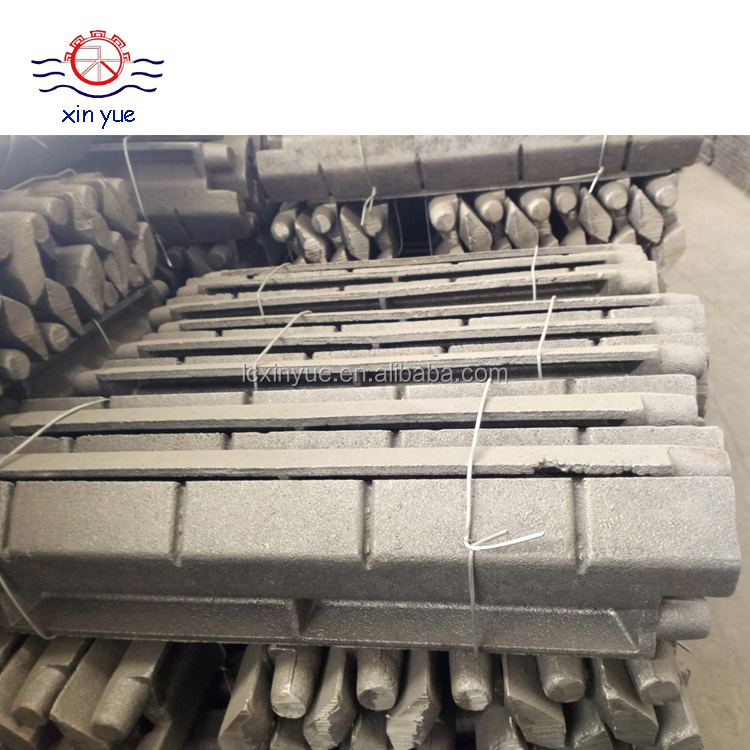 industry power station flake type grate parts boiler chain links