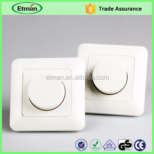 Dimmable Led Dimmer Switch For Led Downlight And Bulb