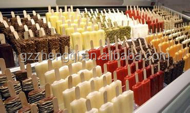 High quality ice lolly making machine / ice lolly stick maker / popsicle machine for sale