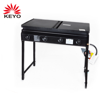 Camping Bbq Propane Grill Griddle Combo Gas Grill Barbecue Folding Flat Top 4 Burner Gas Grill Buy Grill For Bbq Gas Gas Charcoal Grill Gas Grill Product On Alibaba Com