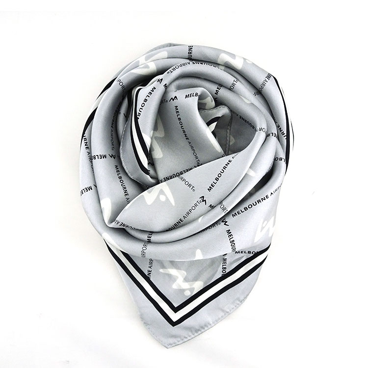 High Quality Ladies Silk Neck Scarf Hot Silk Scarf In Delhi Wholesale Indian Silk Scarf