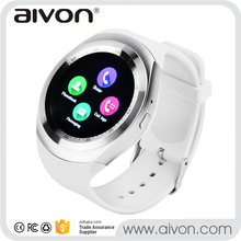 "Android Smart Watch Y1 Smart Watch with 1.54"" TFT Display Bluetooth 3.0 and GSM Phone Call, etc"