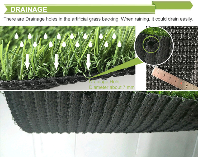 Wholesale Natural Soft 40mm Synthetic Landscape Grass Artificial Turf
