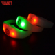 2018 New Products Best Sale Remote Controlled Led Flashing Bracelet