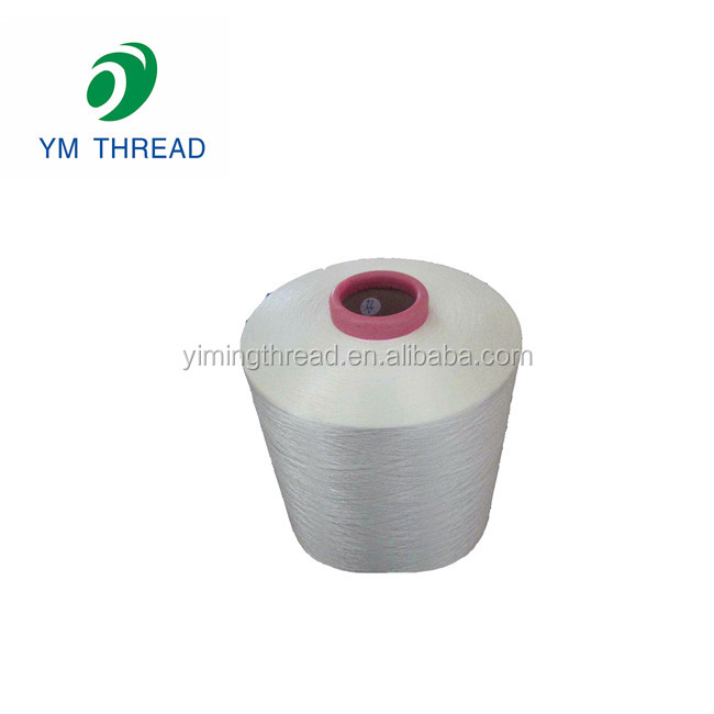 PBT Elastic Yarn 50D 75D 100D 150D for Underwear Fabric