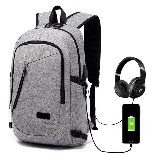trendy Laptop <strong>School</strong> and college Teenagers Notebook Backpack bag
