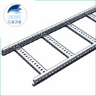 Management Systems Ladder Cable Tray for ship / SS316 Marine Cable Ladder