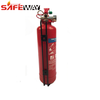1kg Powder Fire Extinguisher - Premium Model 10 Year Warranty - BS EN3 and CE