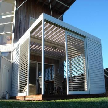 European style aluminum exterior window louver shutters - Aluminum window shutters exterior ...