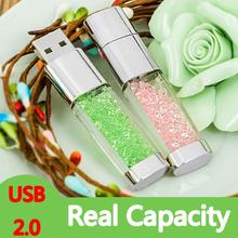 2.0 Lipstick Pen Driver Waterproof Gift USB 64GB 128GB Flash Drive Jewelry Pen Drive 1TB 2TB Mini Usb Stick Memory Card Key Disk