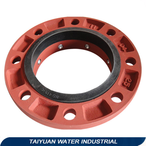 Hdpe Pipes With Din 2532 2531 Backing Ring Flange Connections - Buy High  Quality Backing Ring Flange,Din 2532 2531 Flange,Hdpe Pipes With Flange