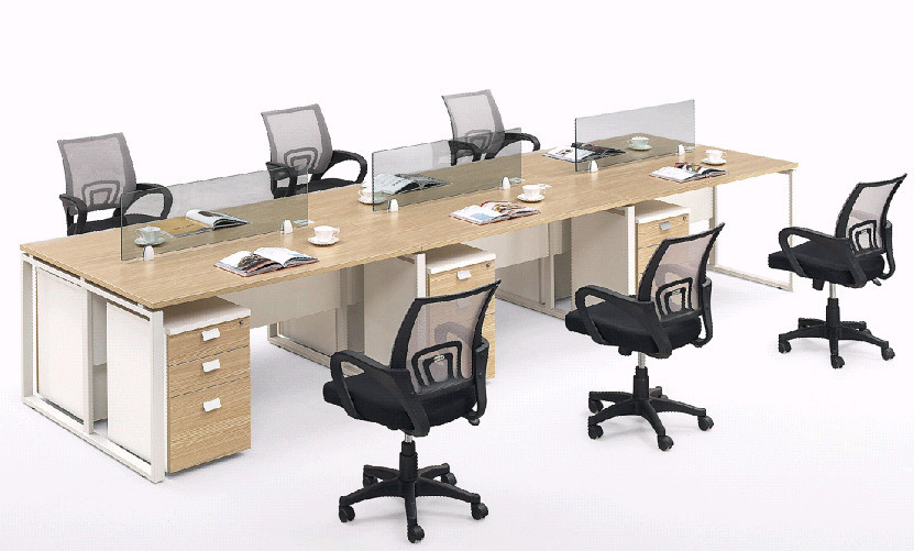 modern office workstation and latest office furniture