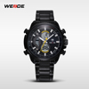 WEIDE Men Sport Watch Buy Direct From China Factory Luxury Brand Metal Watch