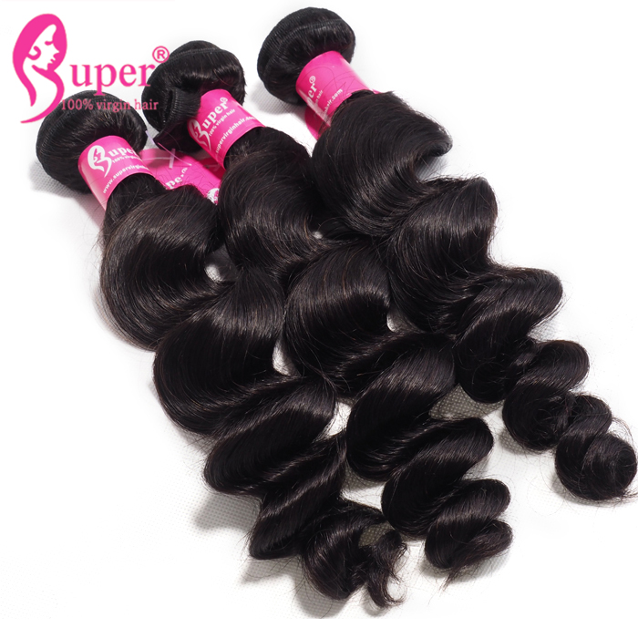 Ali Pearl Raw Unprocessed 100 Burma Virgin Human Hair Bob Hair Weaving Water Wave Bundle With Closure