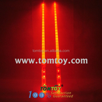 Multi-Color 30 Leds Cheering Led Light up Sword Toy