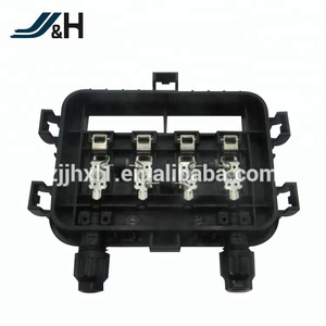 Solar Panel PV Junction Box IP67 Fit For Solar PV Cable 4mm2 & 6.0mm2 MC4 Connector With TUV/UL certificate
