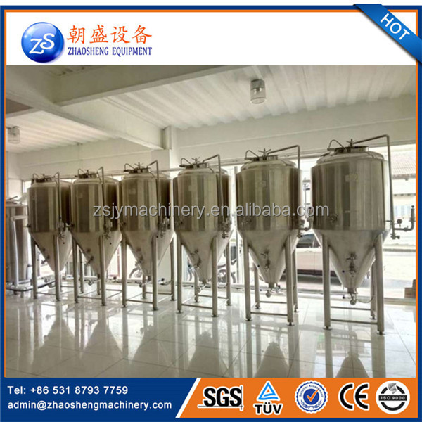 300 Liters restaurant brewery equipment 5bbl craft beer fermenting tanks for sale