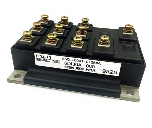 Details about  /Fuji Electric 6MBI30FA-060 Transistor Module 6x30a 600v-ac