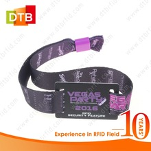 DTB Low Price Festival Band NFC RFID Wristband