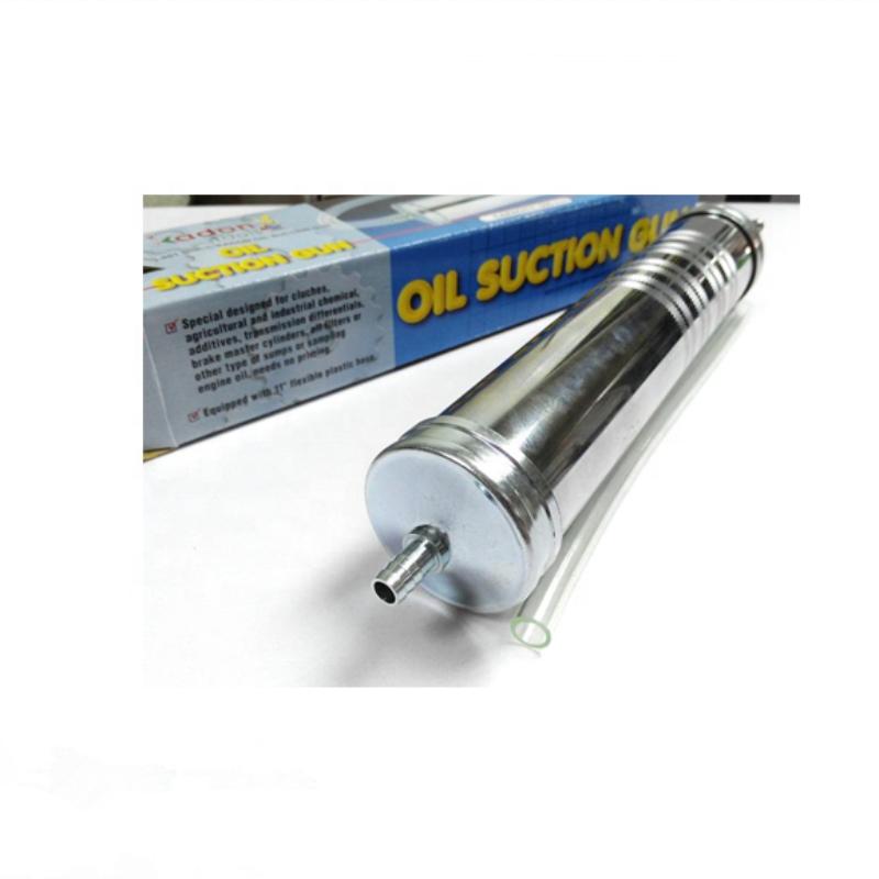 De succión de aceite de jeringa 300cc aceite de grasa armas para eliminar aceites