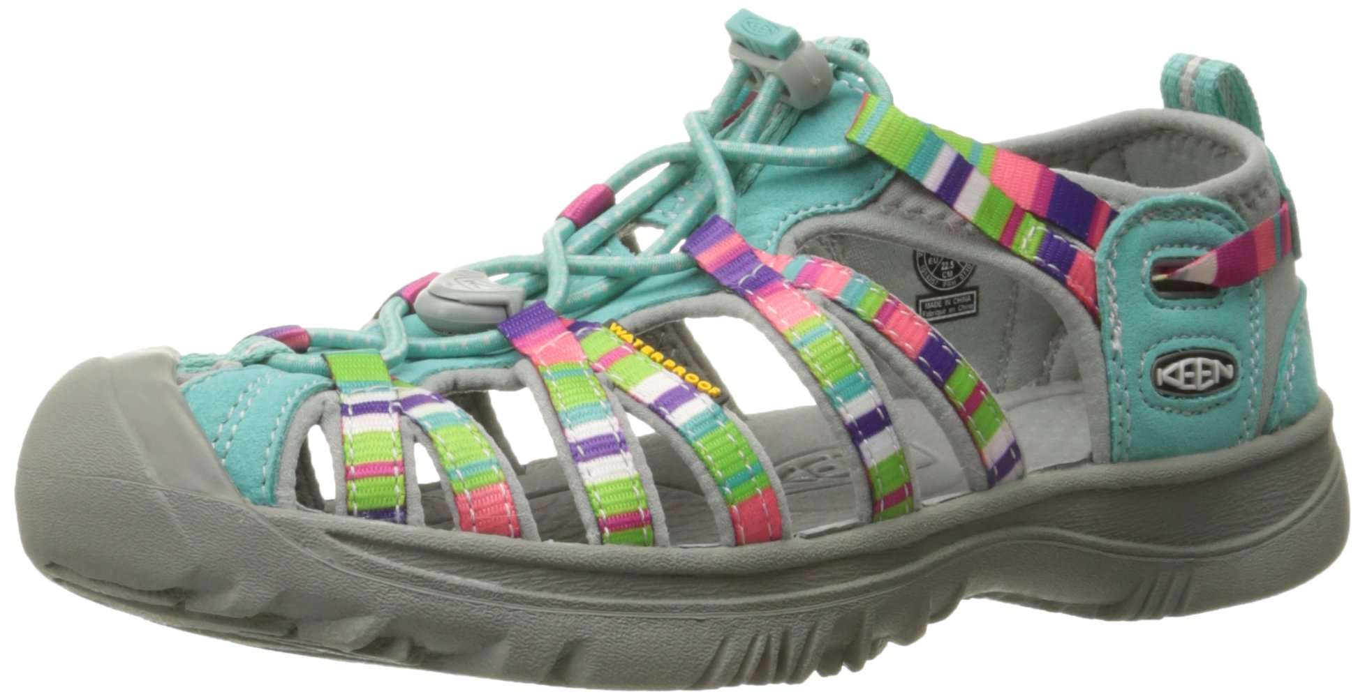 c9962d2abc3f Get Quotations · KEEN Whisper Toddler Hook-and-Loop Sandal (Toddler Little  Kid)