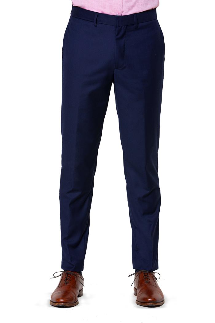 Navy Pants For Men Vpi Pants