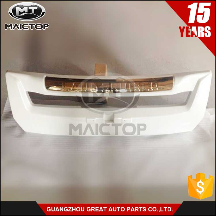 Car body kits front Bumper guard for Land Cruiser LC200 Fj200 2012