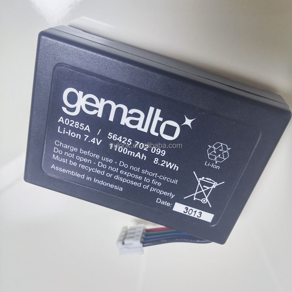 Gemalto Battery Pack For Verifone Magic3 W and M Series Payment Terminal