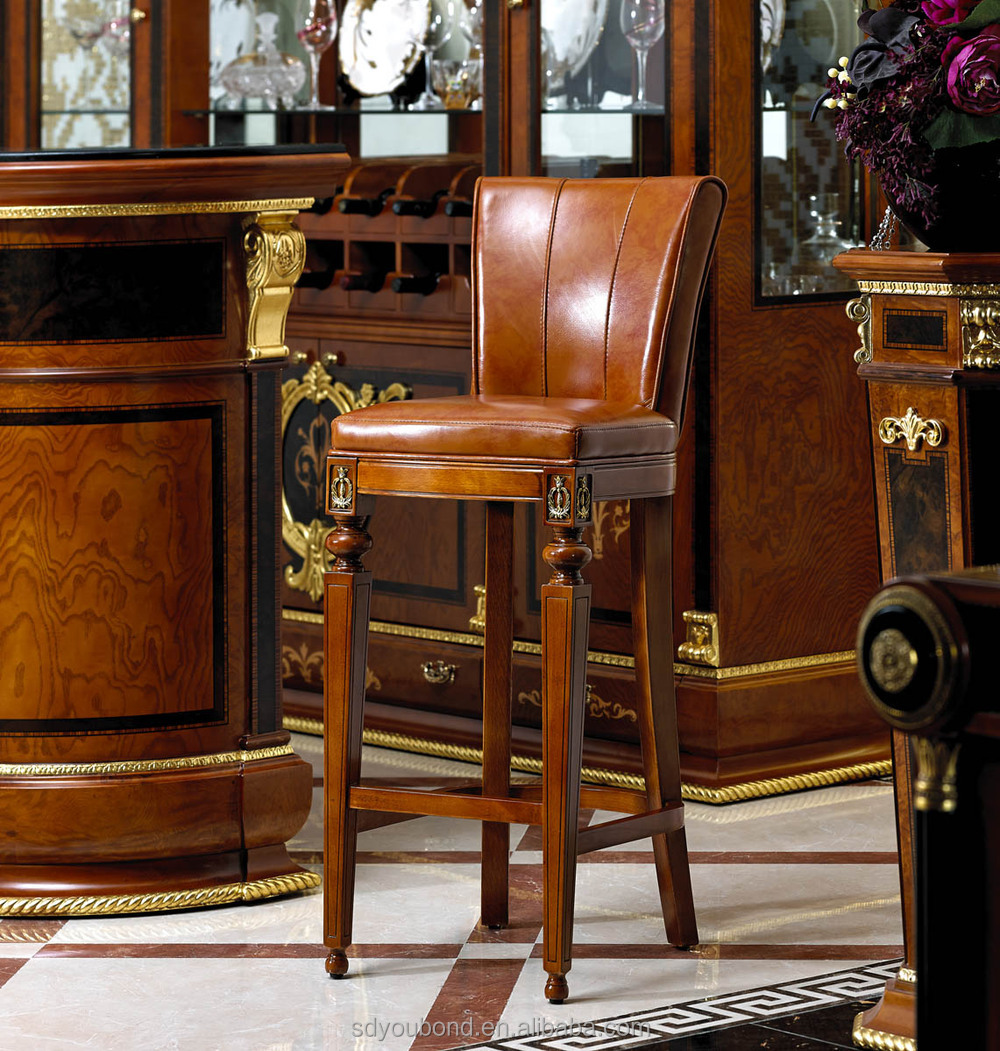 0038 Antique Living Room Bar Furniture Set,Classic Luxury Home Bar ...