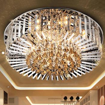 Luxus Wohnzimmer Dekoration Edelstahl Dekorative Led Deckenleuchte Modern -  Buy Kristall Dekorative Deckenleuchte,Led Deckenleuchte Moderne,Edelstahl  ...