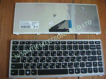 07208bcda92 Wholesale Price For IBM for Lenovo for Ideapad U310 keyboard RU Russian  25204780