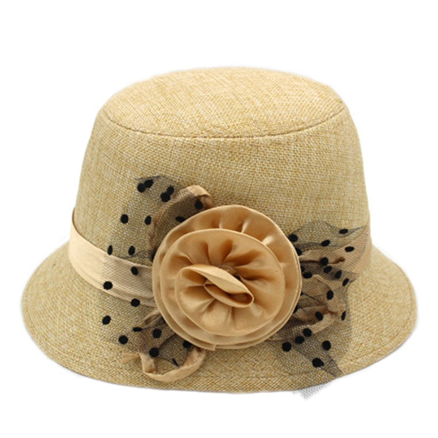 Spring and summer female hat/Older MOM Cap/ Spring casual hat/Summer flowers sun hat child/ Women bucket hats