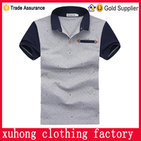 fashion wholesale low price office t shirt design man clothes made in china