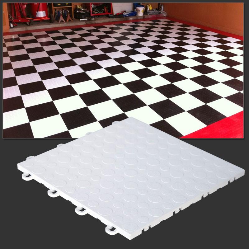 garage warehouse floor covering soft pvc floor tiles