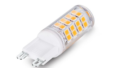 LED Lamp Silicone 3014 380LM Odin LED Lampa 64SMD G9 3w l1FJKcT