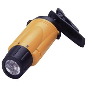 Streamlight STL61100 CLIPMATE™ Clip Light - Yellow with White LED