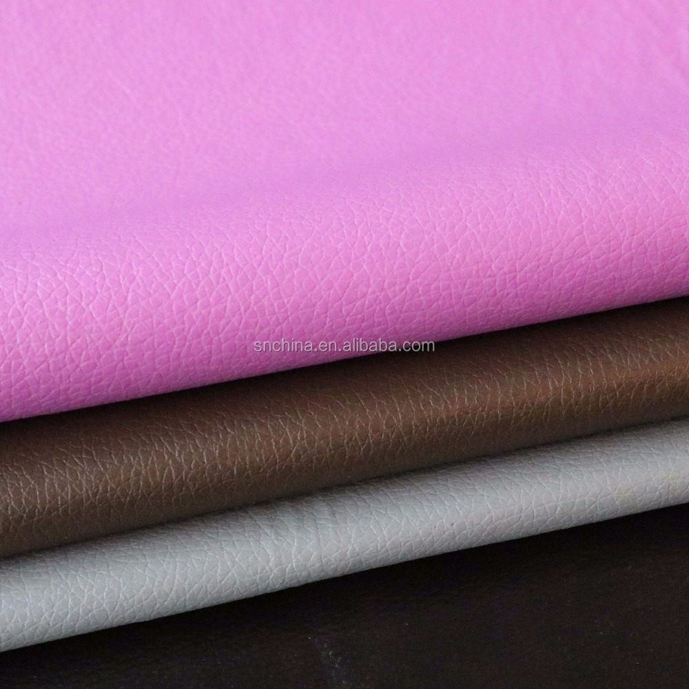 pvc synthetic leather for sofa upholstery Cheapest good quality fabrics pu pvc leather for sofa,shoe,car seat,cloth,bag