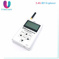 Umelody Digital RF Explorer Handheld Spectrum Analyzer 2.4G Pocket 2400-2485 MHz