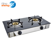 Hot Penjualan Tempered Kaca Double Burners <span class=keywords><strong>Gas</strong></span> Cooker <span class=keywords><strong>Memasak</strong></span> Kompor <span class=keywords><strong>Gas</strong></span> Kompor <span class=keywords><strong>Gas</strong></span>
