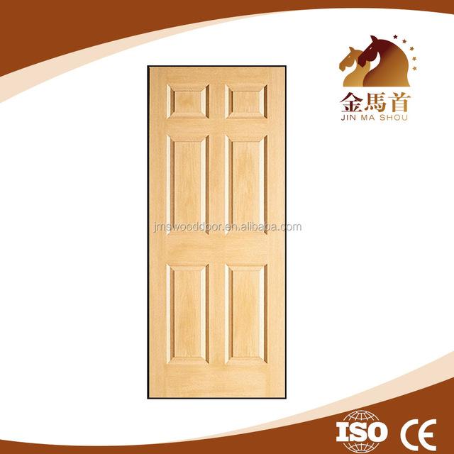 6-Panel Textured Hardboard Interior door Hollow Core Door Slab wooden door  sc 1 st  Alibaba & Buy Cheap China interior doors hollow core Products Find China ... pezcame.com