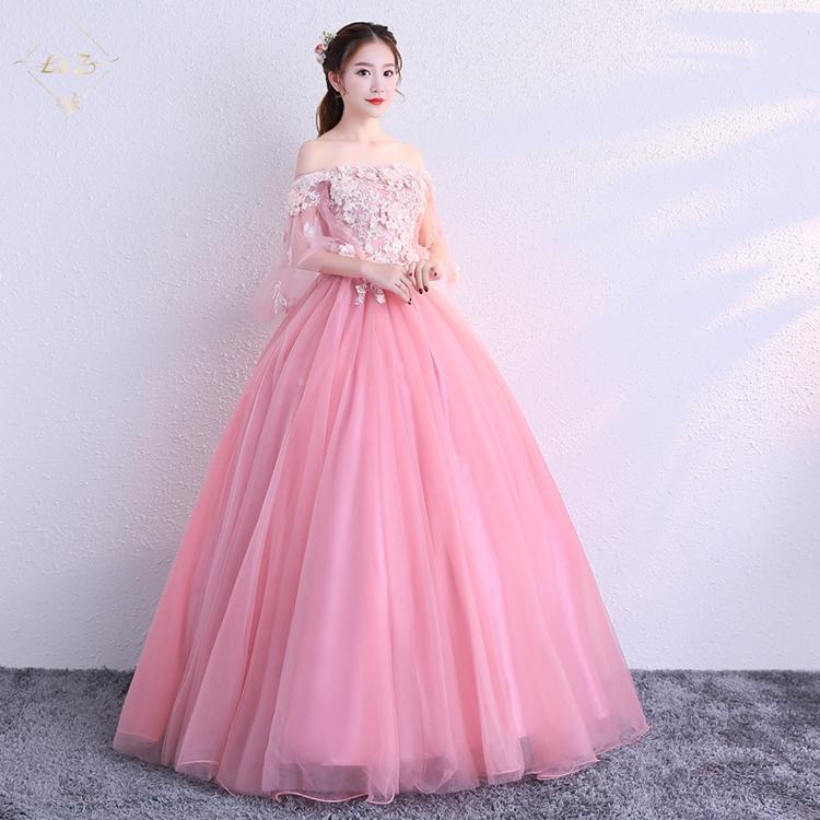 Hermosa Vestidos De Novia De Encaje Equipada Ornamento - Colección ...